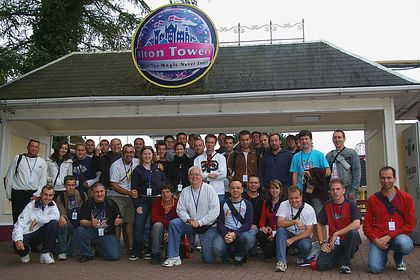 Photo du groupe du Week-End AIRTIME 2007